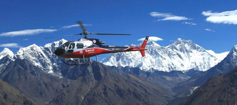 Mt.Everest Helicopter Tour